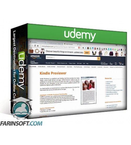 آموزش Udemy Kindle Formatting : How To Do It Properly