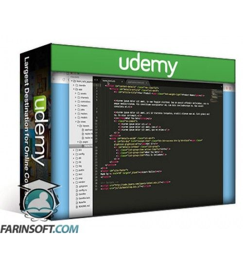 آموزش Udemy Learn Ruby on Rails: Stripe Payment Processing