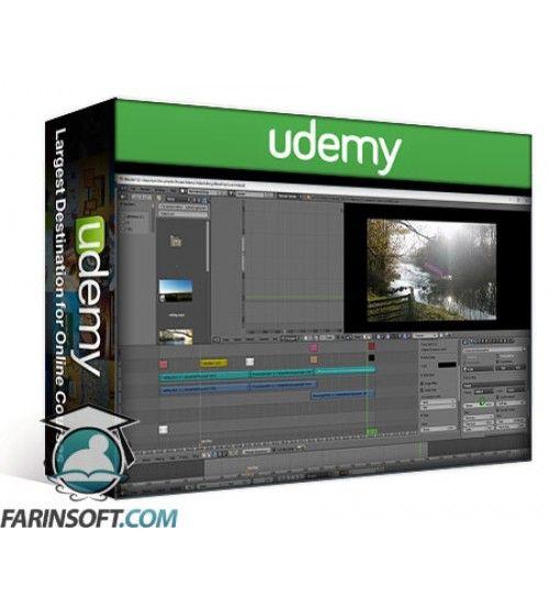 آموزش Udemy Learn Video Editing in Blender for Beginners