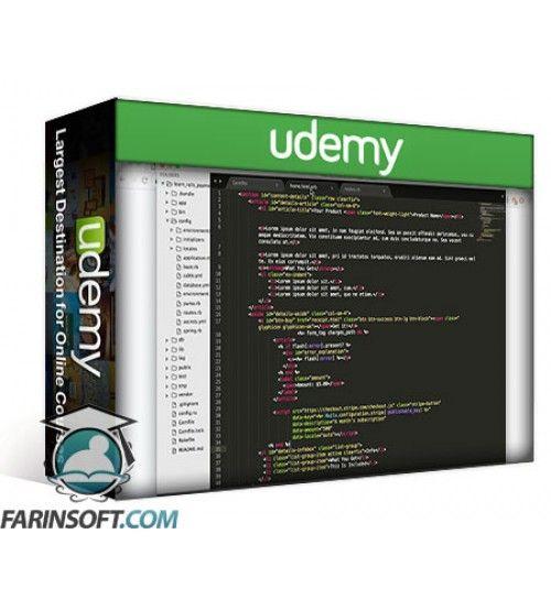 آموزش Udemy MacOS Programming for iOS Developers - Apps for the Desktop!