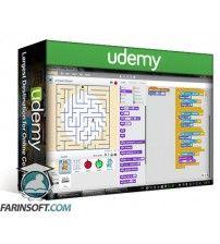آموزش Udemy Scratch Game Programming for Young Adults