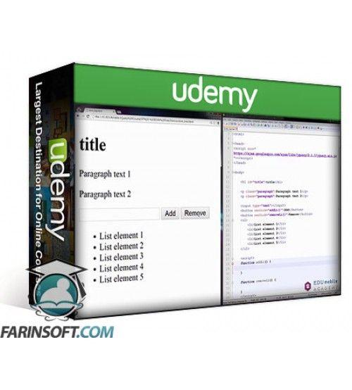 آموزش Udemy The Complete JavaScript Bootcamp
