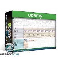 آموزش Udemy Advance Excel Project Based Training