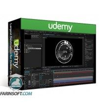 آموزش Udemy Adobe After Effects: Futuristic Motion Graphics & Animation