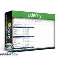 آموزش Udemy Financial Modeling - Build Your Own 3 Statement Projection