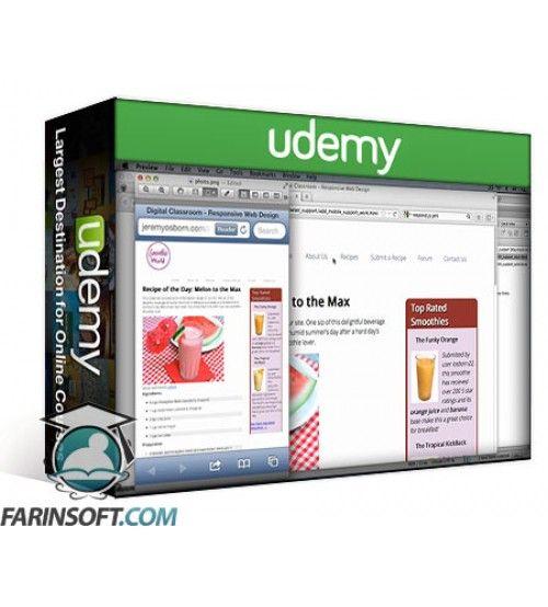 آموزش Udemy Building Responsive Websites