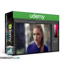 آموزش Udemy Professional Retouching Course in Photoshop
