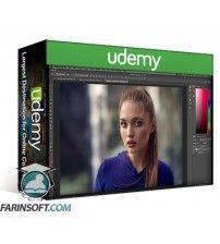 آموزش Udemy Professional Retouching Course in Photoshop