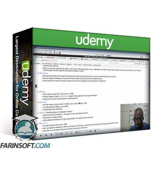 آموزش Udemy Real World Vagrant - Build an Apache Spark Development Env!