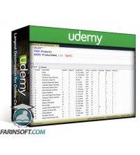 آموزش Udemy SQL Made Simple: SQL Server Queries for Non-Programmers