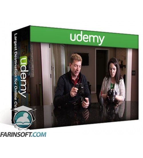 آموزش Udemy Introduction to DSLR Basics
