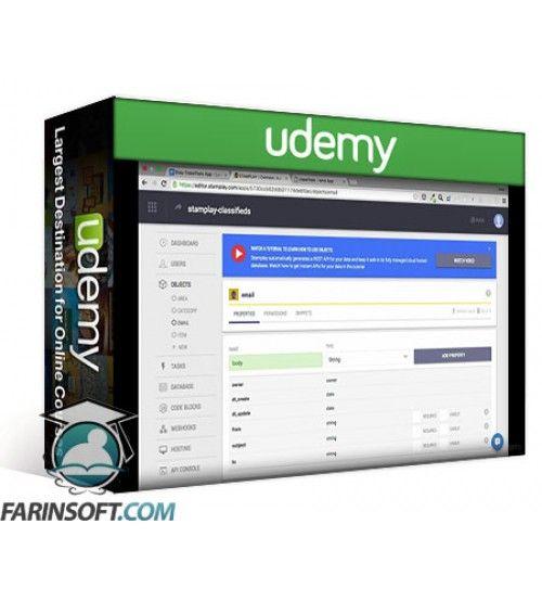 آموزش Udemy Build an Ebay Classified Clone using Stamplay and Ionic