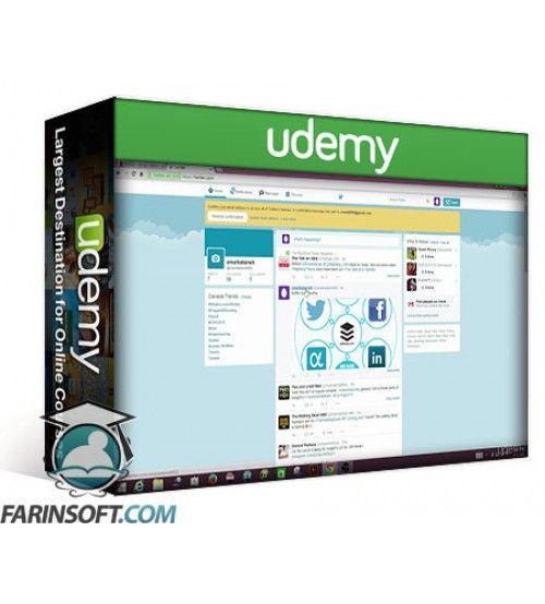 آموزش Udemy The Buffer App  A Must Use For Social Media Marketing