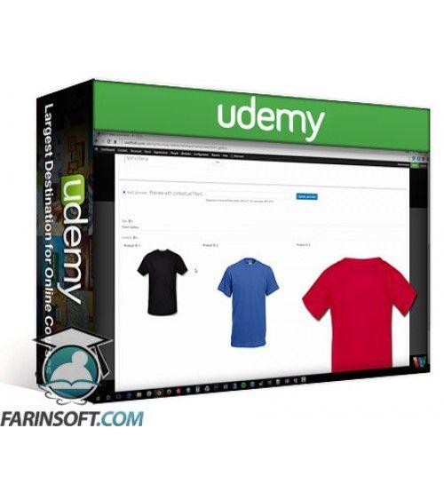 آموزش Udemy Build Your Own Online Store – No Coding Required!