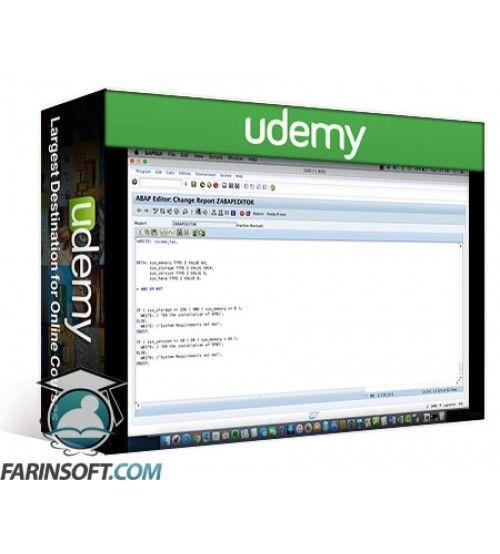 آموزش Udemy SAP ABAP Basics Course - Your Guide to SAP ERP Programming