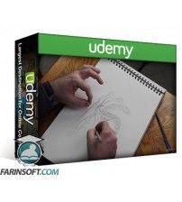 آموزش Udemy Drawing for Beginners - Drawing as Process