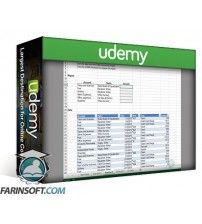 آموزش Udemy Excel for Accountants Mapping Tables