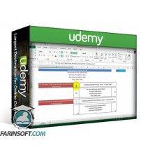 آموزش Udemy Learn Excel Formulas & Functions + Make a Pro Excel Template