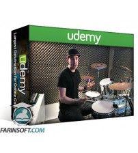 آموزش Udemy Fast Track Drums For Absolute Beginners - No Kit Required!