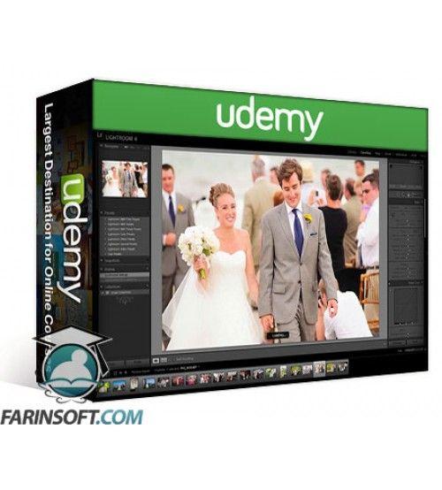 آموزش Udemy Fstoppers How To Become a Professional Commercial Wedding Photographer