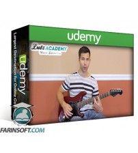آموزش Udemy CAGED System for Guitar (Guitar Lessons from Lutz Academy)