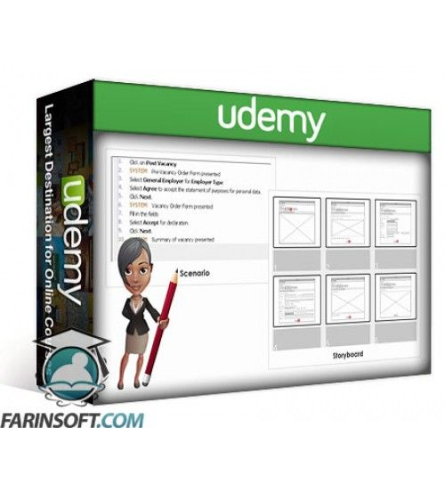 آموزش Udemy Agile Development with UeXceler