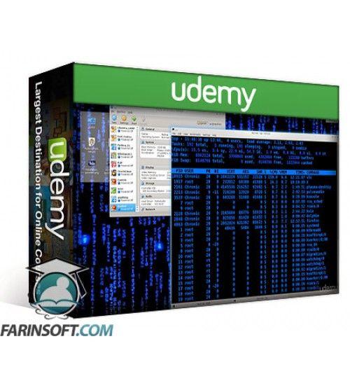 آموزش Udemy CentOS and Red Hat Linux to Certified System Administrator!