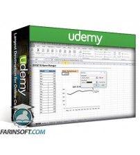 آموزش Udemy Excel Charts: Visualization Secrets for Impressive Charts