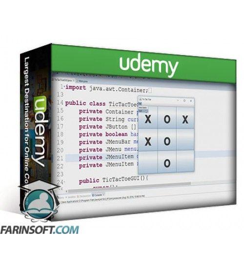 آموزش Udemy Java for Noobs: Go from Noob to Semi-Noob