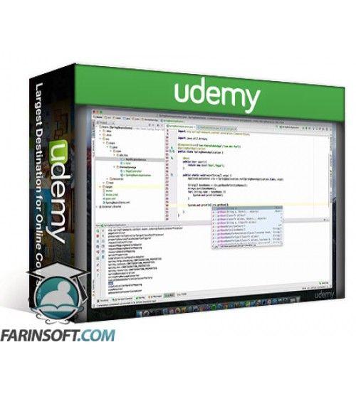 آموزش Udemy Learn Spring Boot - Rapid Spring Application Development