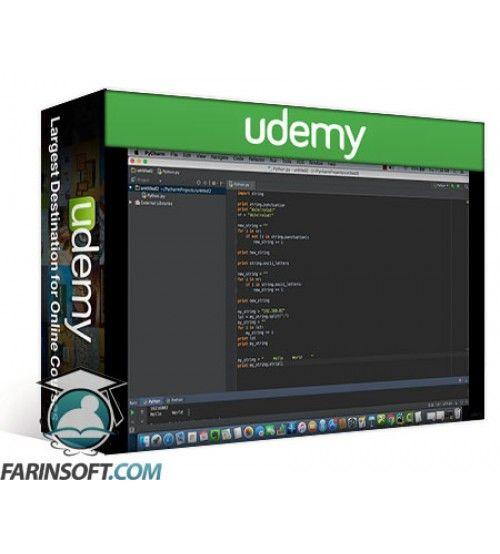 آموزش Udemy Python Training for Beginners - Learn Python with Exercises