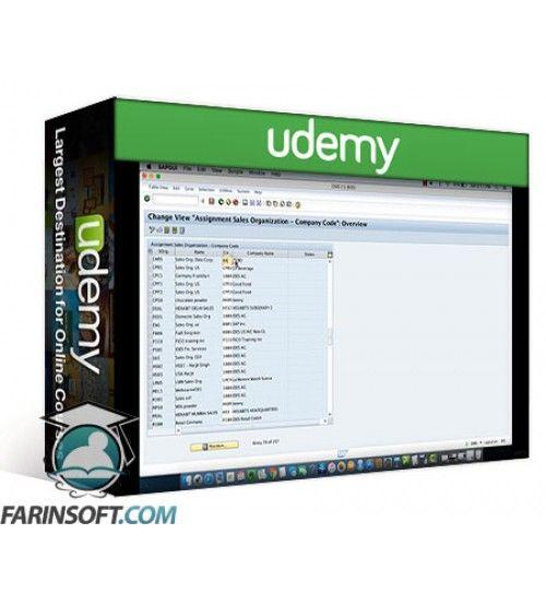 آموزش Udemy SAP SD for Beginners - Your Guide to SAP ERP Top SAP Module
