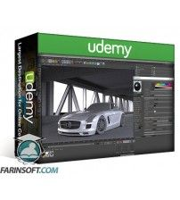 آموزش Udemy Cinema 4D Webinar  Realistic Rendering