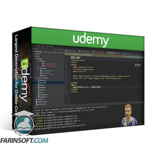 آموزش Udemy Angular 2 - The Complete Guide