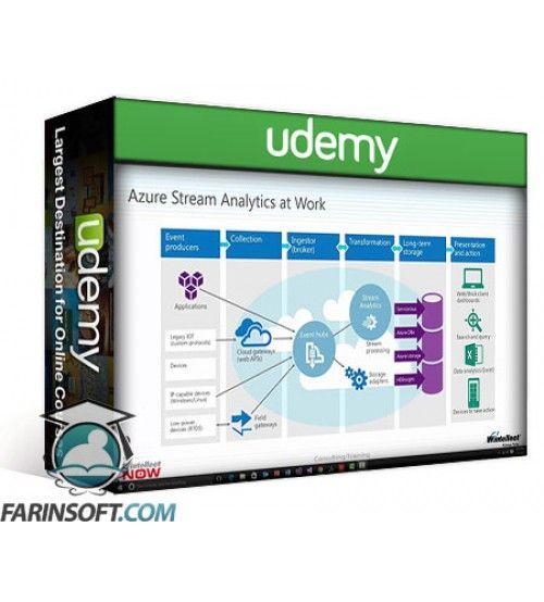 آموزش Udemy Hands-On with Azure Stream Analytics