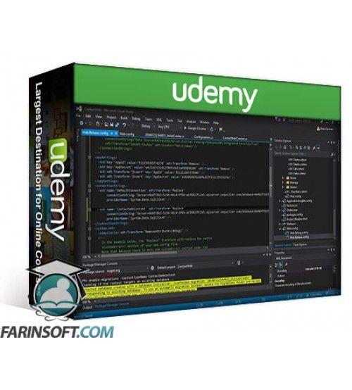 آموزش Udemy ASP.Net MVC Quick Start