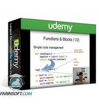 دانلود آموزش Udemy Python 1000: The Python Primer
