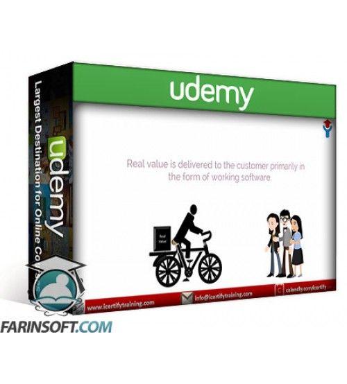 آموزش Udemy Scrum Master Certified SMC Accredited Training Videos