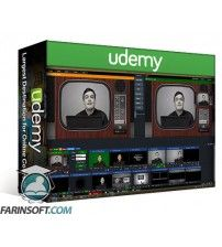 دانلود آموزش Udemy Black and White Live Streaming & Video Production