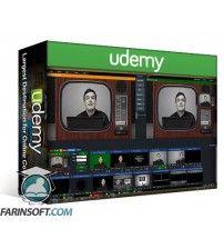 آموزش Udemy Black and White Live Streaming & Video Production