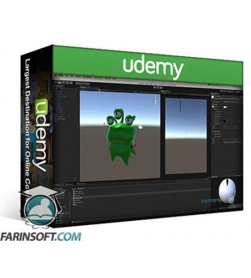 آموزش Udemy Game Programming with Unity