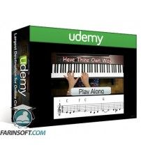 آموزش Udemy #6 Piano Hand Coordination: Play Open 10 Ballad to 9/4 Song