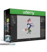 آموزش Udemy 2D Animation for Games
