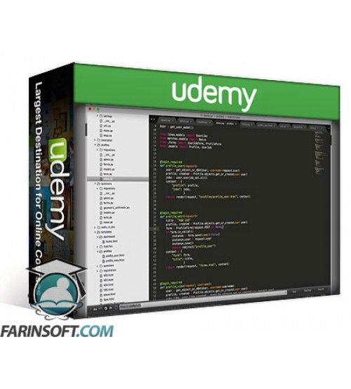 Uploaded by Online Training AcademyPython Programming Build Matchmaking Website + Geolocator Udemy.