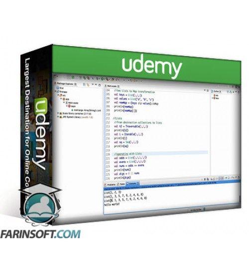 آموزش Udemy Scala Programming Language