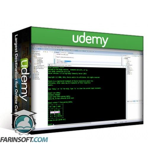 آموزش Udemy Java EE with Vaadin, Spring Boot and Maven