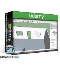 دانلود آموزش Udemy Learning Sketchup for Beginners