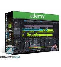 دانلود آموزش Udemy Music Production II – Audio Production Workflow
