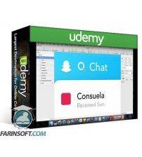 آموزش Udemy App Design with Sketch: UI and UX