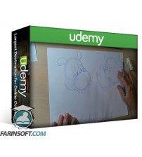 آموزش Udemy Cartoon Sketching